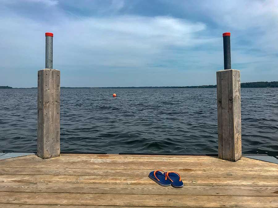 Le Lac Esrum Sø