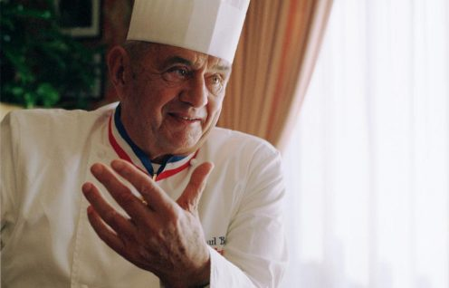 Paul BOCUSE - photo Alain Elorza.