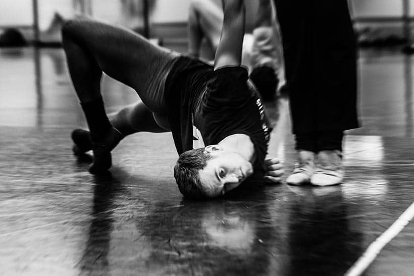 Altro Canto- Choreografie-Jean-Christophe Maillot - Photo Yan Revazov