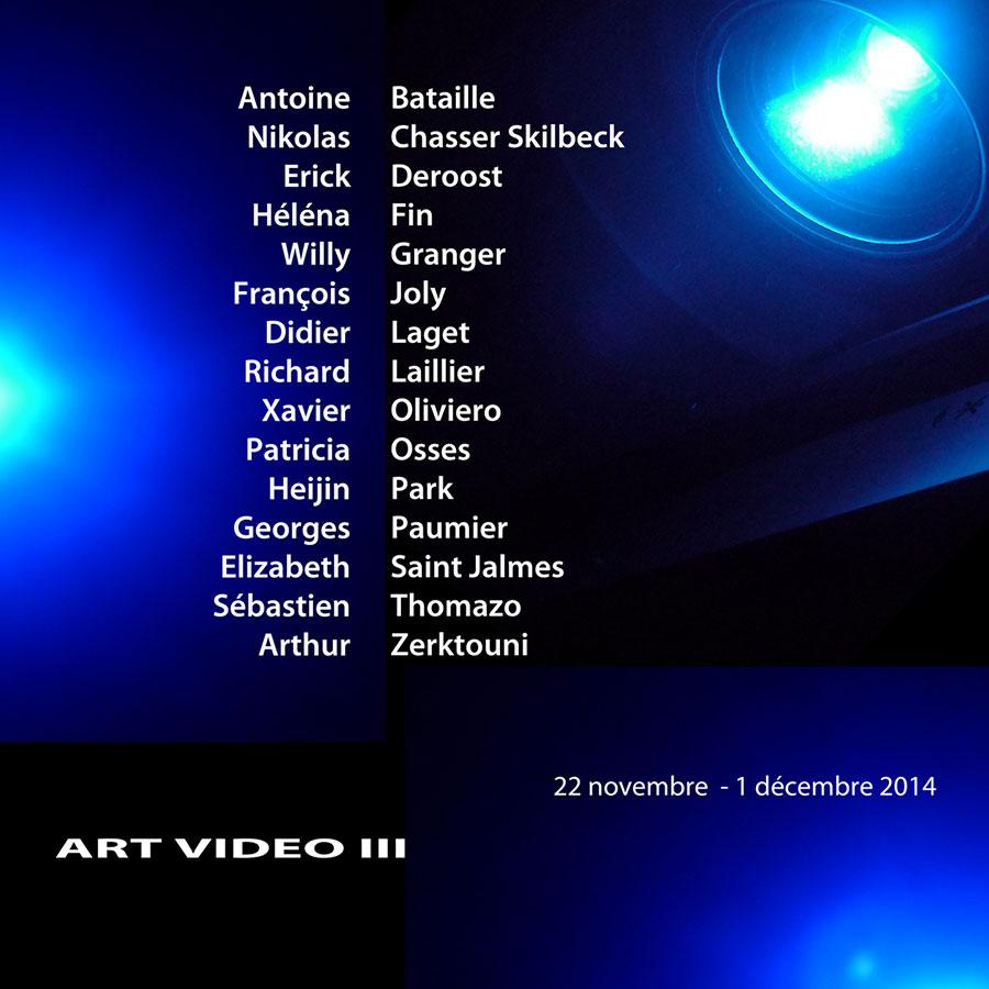 art-video-3 à la chapelle Ainte Anne