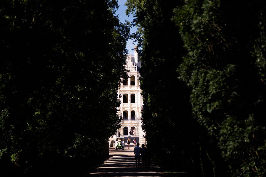 Azay le Rideau - Photo Didier Laget