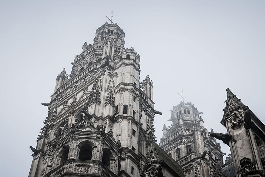 Cathedrale de Tours Photo Didier Laget