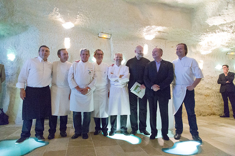 chefs-etoiles Photo copyright Didier Laget