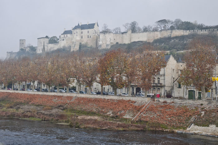 Chinon Photo copyright Didier Laget