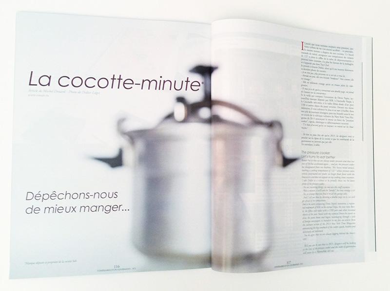 La cocotte  - Photo copyright Didier Laget