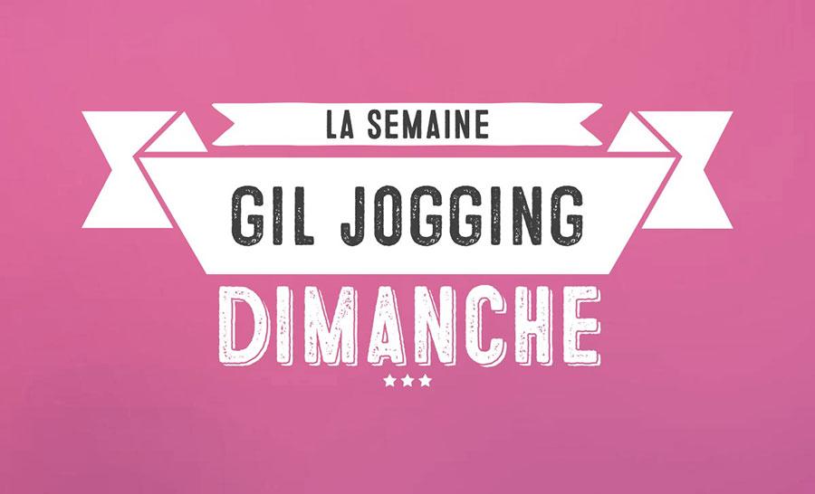 Gil Jogging - L'école des fans
