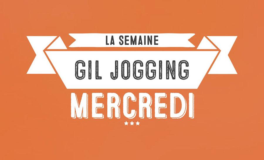 Gil Jogging - Le vigil du ED