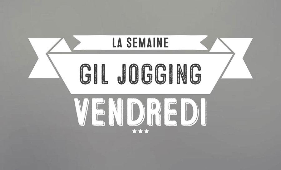 Gil Jogging - Je rentre pas seul