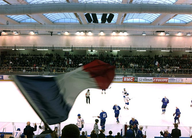 hockey Photo M.Douard