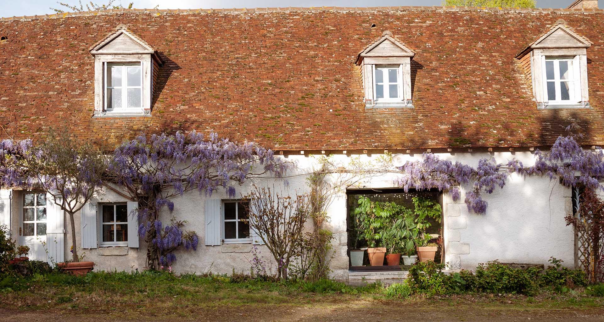 Maison à vendre dans la vallées de la Loire