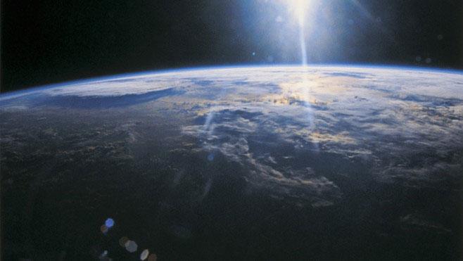 Photo La Terre vue de l'espace © Stockbyte/Thinkstock