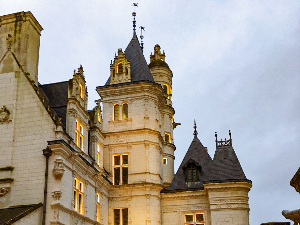 Logis Pincé à Angers