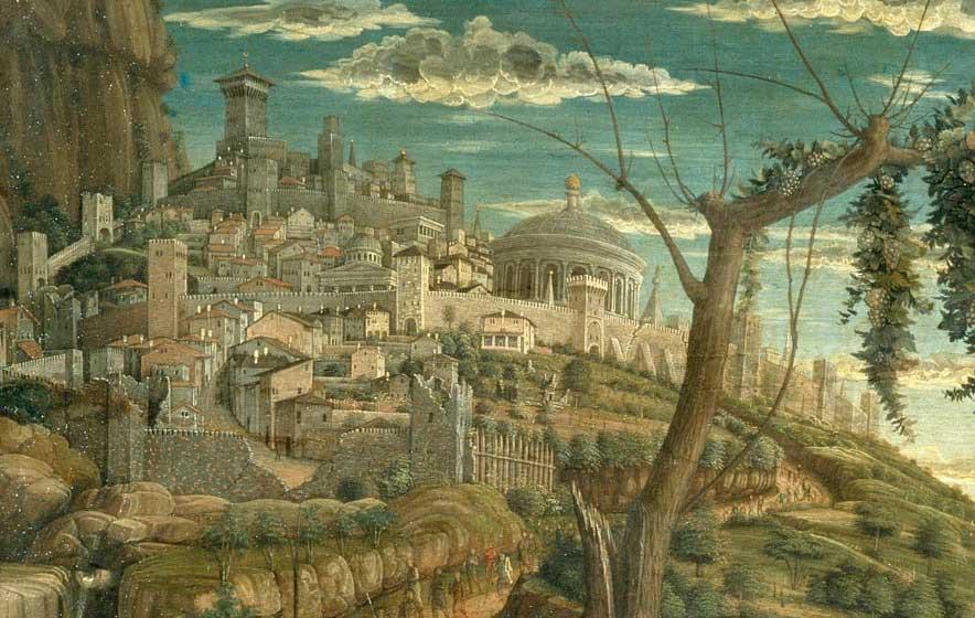 mantegna-a-tours Musée des beaux arts de Tours