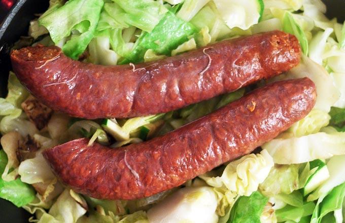 portraits de saucisses, cette photo n'appartient pas à la NR