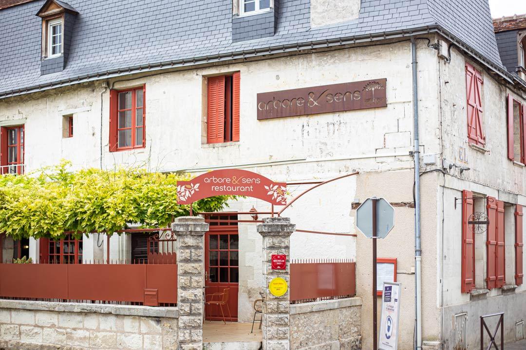 Restaurant Arbore-et-sens à Loches - Photo Didier Laget