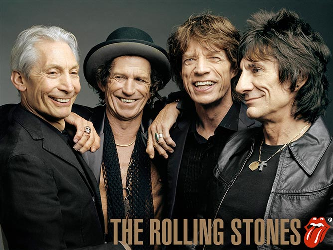 Photo copyright The Rolling Stones