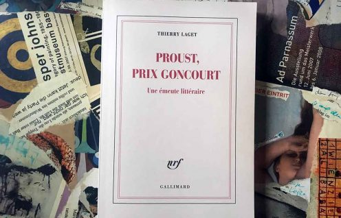 Thierry Laget : Goncourt Proust